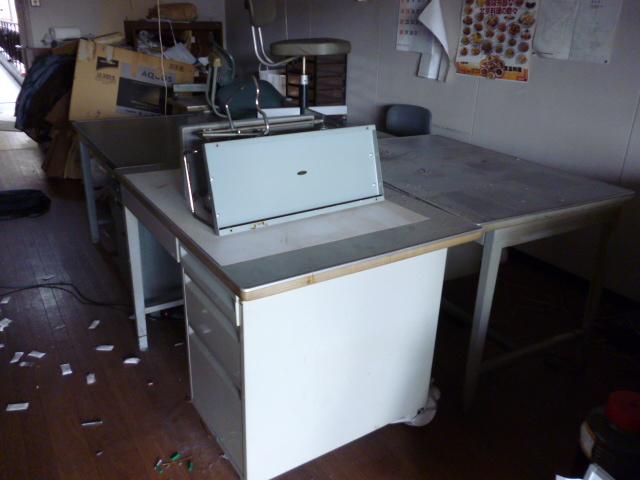 スチールデスク、事務机